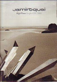 Cover Jamiroquai - High Times - Singles 1992-2006 [DVD]